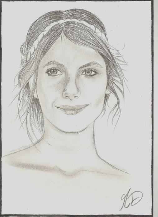 Mélanie Laurent par mathilde85